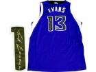 Tyreke Evans ROY 09 Autographed / Signed Sacramento Kings Purple Jersey