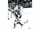 John Bucyk Autographed 8x10 Photo Bruins PSA/DNA #L65577