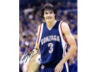 Adam Morrison Autographed / Signed 8x10 Photo