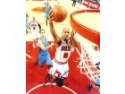 Keith Bogans Autographed / Signed Lay-Up 8x10 Photo