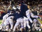 1998 World Series Champion New York Yankees Autographed 16x20 Photo With 22 Signatures PSA/DNA Stock #10702