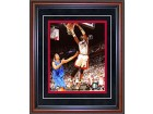 Chris Bosh Unsigned Framed 8x10 Photo