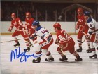 Mike Eruzione Autographed/Signed 8x10 Photo