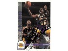 AC Green signed Los Angeles Lakers 1992-93 Skybox NBA Hoops Basketball Trading Card #109