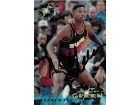 AC Green signed Phoenix Suns 1995-96 Topps Stadium Club Basketball Trading Card #145