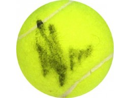 Tim Henman Autographed / Signed Tennis Ball