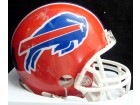 Thurman Thomas Autographed Bills Mini Helmet HOF 07 PSA/DNA