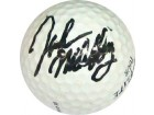 John Nahattey Autographed / Signed Golf Ball
