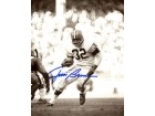 Jim Brown Autographed / Signed Juking 8x10 Photo