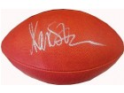 Marcus Allen Autographed / Signed Official NFL Football (James Spence)