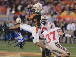 Kellen Winslow Autographed/Signed 8x10 Photo