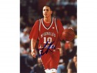 Mike Bibby Signed McDonald's All-American High School 8x10 Photo