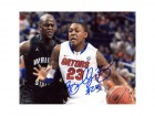 Bradley Beal Autographed 8x10 Photo