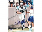 Wesley Walls Autographed 8x10 Photo Panthers PSA/DNA #Q96928