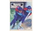 Dan Jansen Autographed / Signed Sports Illustrated February 20 1994