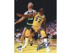 Magic Johnson Autographed 8x10 Photo Los Angeles Lakers PSA/DNA Stock #32273