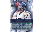 Philip Rivers Autographed / Signed 2004 UpperDeck SF-PR Football Card