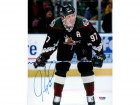 Jerremy Roenick Autographed 8x10 Photo Phoenix PSA/DNA #M54869