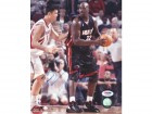 Shaquille O'Neal Autographed 8x10 Photo Heat PSA/DNA #S27602