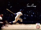 Ernie Banks Autographed 8x10 Photo Chicago Cubs PSA/DNA Stock #21162