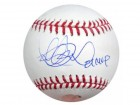 "Ichiro Suzuki Autographed Official MLB Baseball Seattle Mariners ""01 MVP"" IS Holo Stock #17965"
