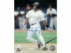 Eric Young Autographed Colorado Rockies 8x10 Photo White JSA