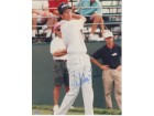 Ian Baker Finch signed Golf 8x10 Photo- Mounted Hologram