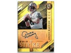Archie Manning signed New Orleans Saints 2018 Panini Gold Standard Football Trading Card #GS-AM- LTD 10/10