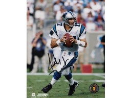 Jake Delhomme Autographed / Signed 8x10 Photo - Carolina Panthers