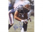 Mike Vrabel Autographed / Signed 8x10 Photo