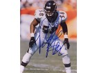 Michael Boulware Autographed / Signed 8x10 Photo - Seattle Seahawks