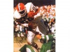 Ozzie Newsome HOF 99 Autographed / Signed 8x10 Photo - Cleveland Browns