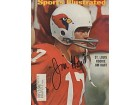 Jim Hart Autographed / Signed November 27 1967 Sports Illustrated Magazine