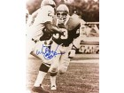 Willie Lanier Autographed / Signed 8x10 Photo