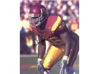 Will Poole Autographed / Signed USC 8x10 Photo