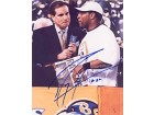 Ray Lewis Autographed / Signed 8x10 Photo