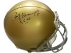 Paul Hornung signed Notre Dame Full Size Authentic Helmet 56H (Heisman)