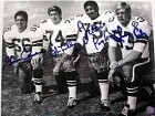 Dooms Day Defense Autographed / Signed Black & White 8x10 Photo