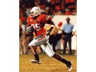 Leonard Hankerson Autographed / Signed Running with the Ball 8x10 Photo