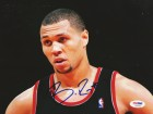 Brandon Roy Autographed 8x10 Photo Trailblazers PSA/DNA #S27854
