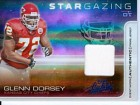 Glenn Dorsey Kansas City Chiefs Football Card
