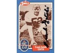 Frank Gatski Autographed 1988 Swell Hall of Fame Football Card