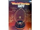 1977 World Series Champion New York Yankees Autographed 16x20 Photo With 20 Signatures Including Reggie Jackson PSA/DNA Stock #10736