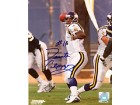 Daunte Culpepper Minnesota Vikings Autographed / Signed 8x10 Photo