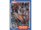 Bobby Mitchell Autographed 1988 Swell Hall of Fame Football Card
