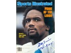 Billy Sims Autographed / Signed Sports Illustrated Magazine September 22 1980