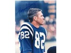 Raymond Berry Autographed / Signed 8x10 Photo