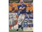 Danny Wuerffel Autographed/Signed Sports Illustrated Magazine