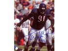 Tommie Harris Autographed / Signed 8x10 Photo