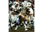 Matt Snell Autographed / Signed 8x10 New York Jets Photo
